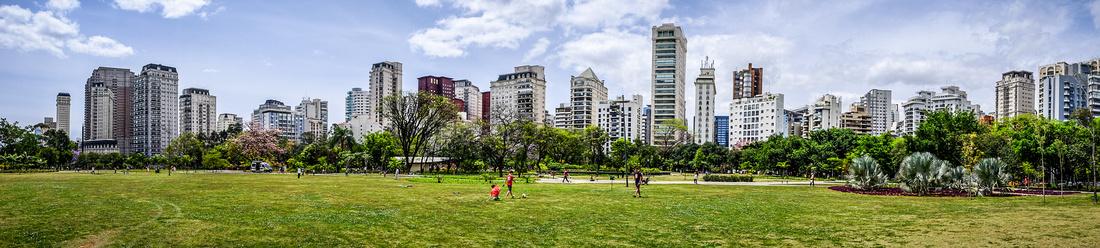 Parque do Povo, São Paulo