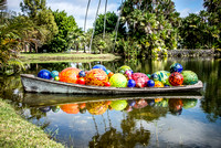 Blown Away by Dale Chihuly at Fairchild TBG