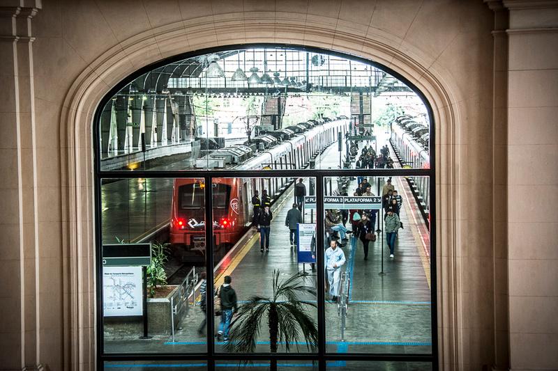 Estação Julio Prestes, São Paulo